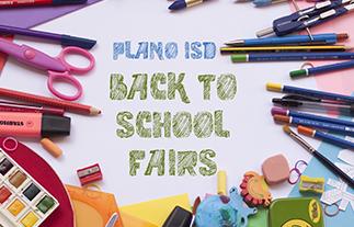 Plano ISD Back-to-School Fairs