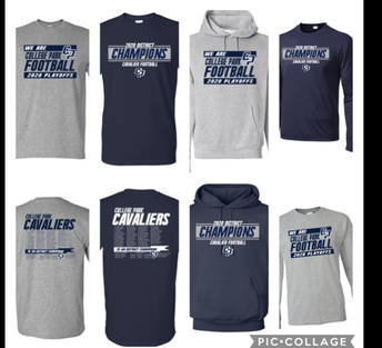College Park High School Football Shirts On Sale Now!
