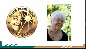 Beloved Bilingual Children's Author, Alma Flor Ada