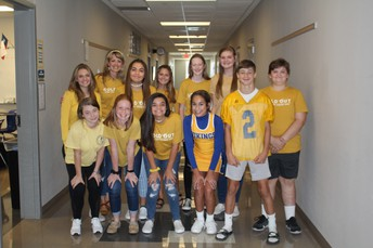 Gold Out day