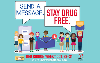 Red Ribbon Campaign Poster Contest