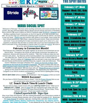 Social Spot February