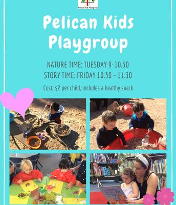 Pelicans Kids Group