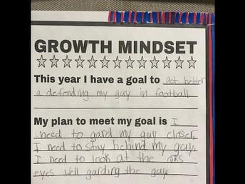 Goal setting in 4/5