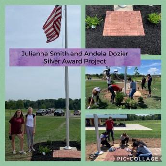 Tamanend Students Honor Veterans