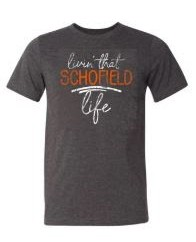 Schofield T-Shirts Now Available
