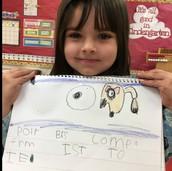 Kindergarten Student, Autumn Lenard