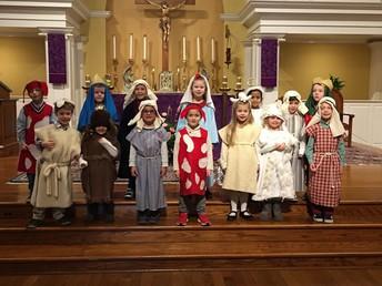 St. Michael Preschool Christmas Programs