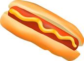 Hot Dog Dinner