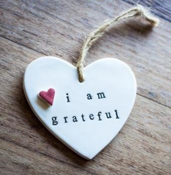 A prayer of Gratitude