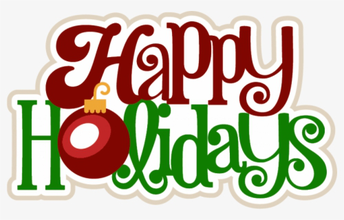 Happy Holidays Perth Road Panthers!