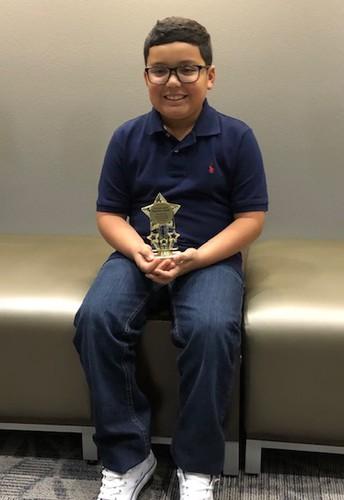 School Board Star Award
