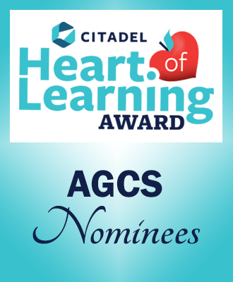 Avon Grove Charter School is pleased to announce the Citadel Heart of Learning Nominees