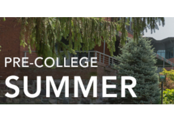 Pre-College Summer Programs