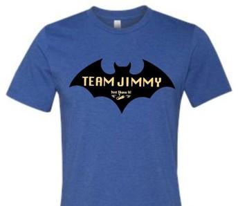 Team Jimmy Shirts