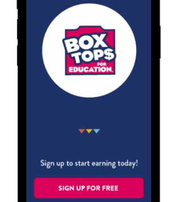 BoxTops for Education App