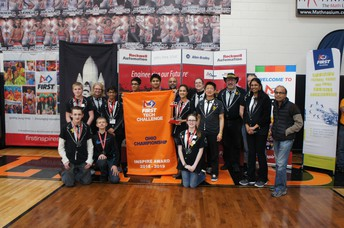 SHS Students Qualify For World Robotics Competition