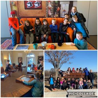 3rd Grade Trip to Heifer International!