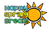 Spring Break - March 22nd - March 26th