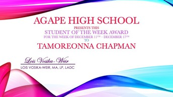 Tamoreonna Chapman