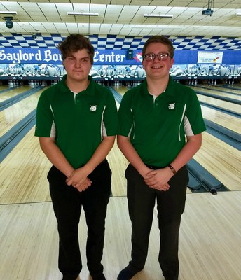 Bowling in the State Tournament