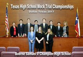 Mock Trial at State
