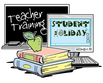 Teacher PD Day-No School--November 5th!