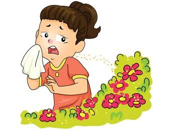 Allergies in Full Bloom