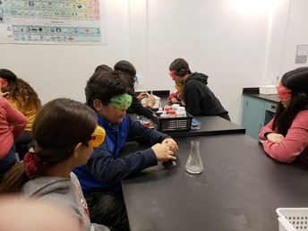 Chemical Hands-On Activities