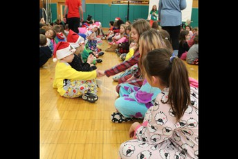 Pajama Day means fun & games!