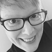 Erin Bradley, MLIS and Barcode Fan