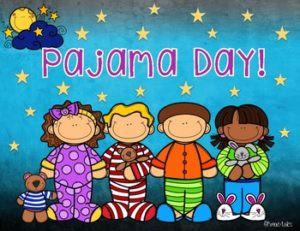 Elementary PJ Day-12/18/2020