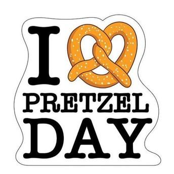 April 26 - National Pretzel Day