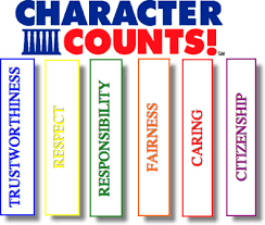 Character Counts Nomination