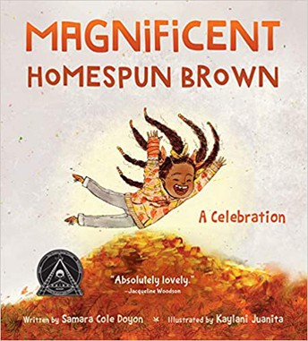 Celebration of Magnificent Homespun Brown Author Event