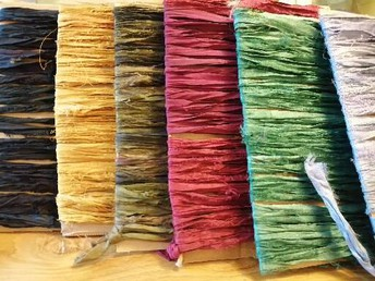 New arrivals of earthier tonal colours have arrived.