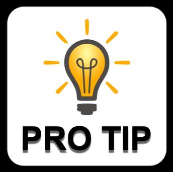Zoom: Pro Tip!