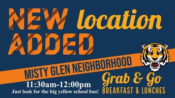 Grab and Go Lunches 11am -1pm Monday - Friday