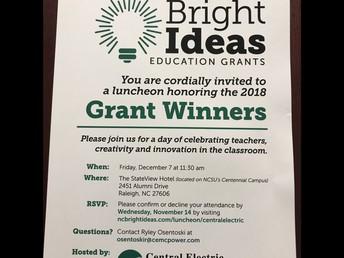 Bright Ideas Grant