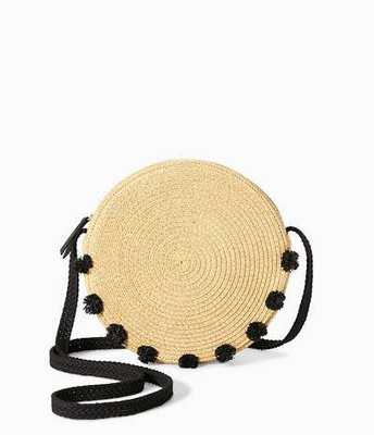 Tilda cross body Pom bag