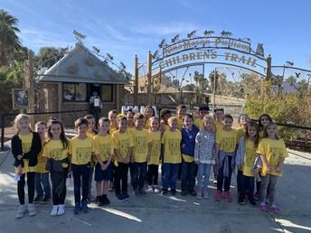 Phoenix Zoo Field Trip