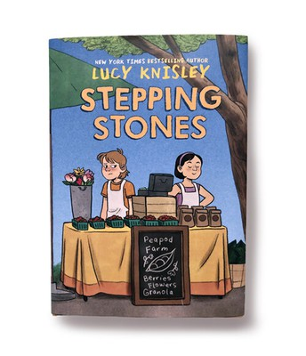 Stepping Stones by Lucy Kinsley