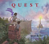 Aaron Becker's Second Book
