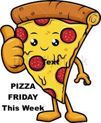 6th Grade Pizza Fundraiser - Pizza Friday