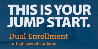 Dual Enrollment Opportunities