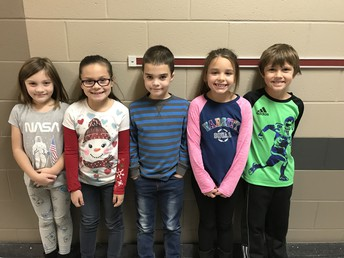 2nd Graders on a Mission