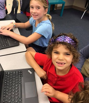 Code to the Future - 2nd Grade