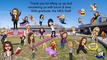 NES School Council Luncheon