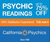 California Psychic Readers Are A Great Choice Too