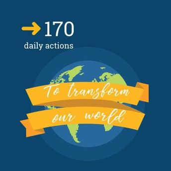 170 Daily Actions to Transform Our World